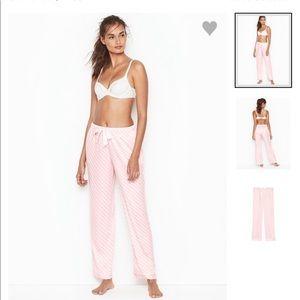 Silk VS pants